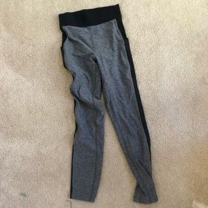 Grey and black Lulus